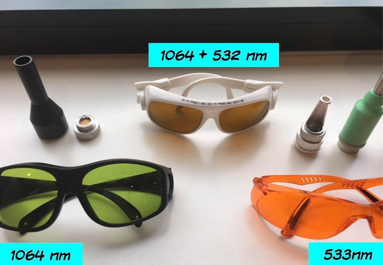 laser brillen voor uw en onze veiligheid