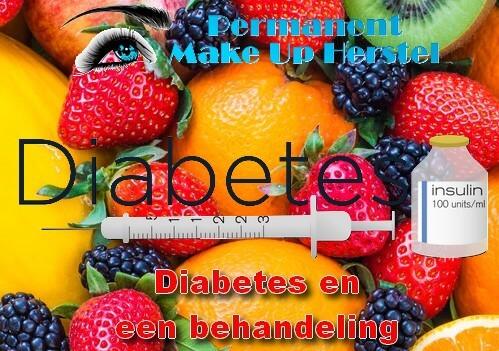 Behandeling met Suikerziekte of diabetes