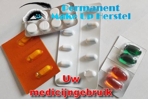 Uw medicijngebruik