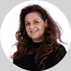 Permanent make up herstel: Renate